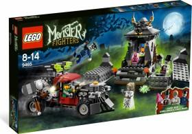 LEGO Monster Fighters - Grabstätte der Zombies (9465)
