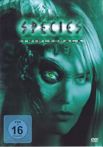Species Trilogie -- via Amazon Partnerprogramm