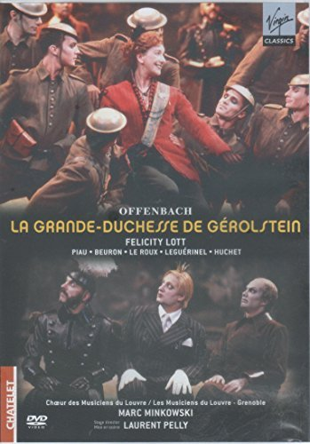 Jacques Offenbach - La Grand-Duchesse de Gérolstein -- via Amazon Partnerprogramm