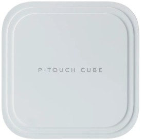 Brother P-touch Cube Pro P910BT weiß (PTP910BTZ1)
