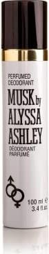 Alyssa Ashley Musk Deodorant Body spray 100ml -- via Amazon Partnerprogramm