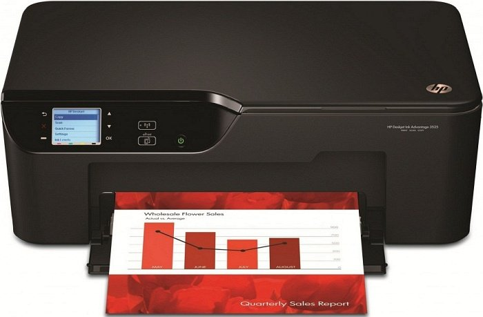 HP DeskJet Ink Advantage 3525 eAIO, ink (CZ275C)