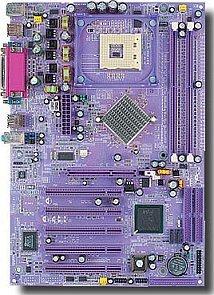 Soltek SL-86SPE2, i865PE (dual PC 3200 DDR)