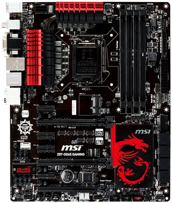 MSI Z87-GD65 Gaming (7845-001R)