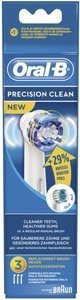 Braun Oral-B brush heads Precision Clean, 3-pack (848172)