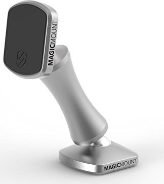 Scosche magicMOUNT Elite Double Pivot Magnetic silber (MEDPMSR-XTET) -- via Amazon Partnerprogramm