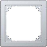 Merten System M Adapter Thermoplast lackiert, edelstahl (MEG4080-6036)