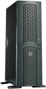 Chieftec matrix MA-01BD Big-Tower with door, anthracite (various Power Supplies)