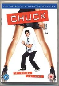 Chuck Season 2 (DVD) (UK)
