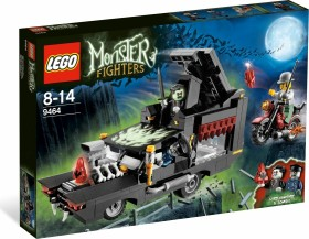 LEGO Monster Fighters - The Vampyre Hearse (9464)