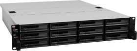 Synology RackStation RS2414RP+, 4x Gb LAN, 2HE