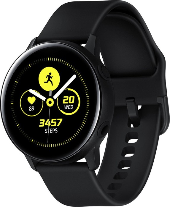 Samsung Galaxy Watch Active R500 schwarz