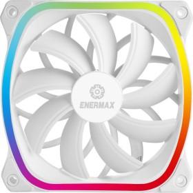 Enermax SquA RGB white, white, 120mm (UCSQARGB12P-W-SG)