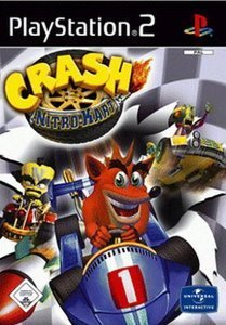 Crash Nitro Kart (niemiecki) (PS2)