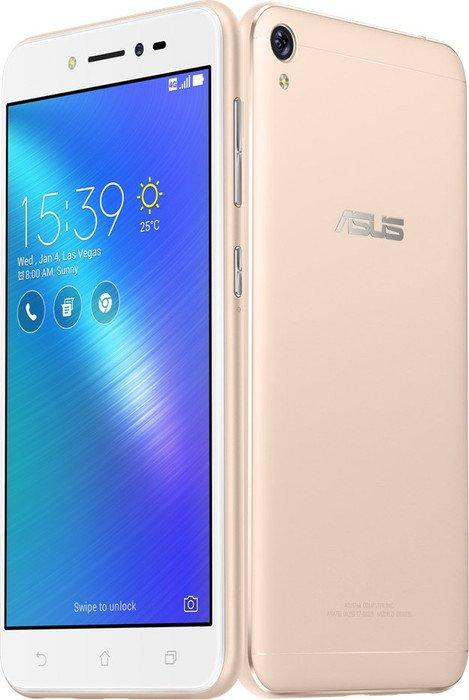 ASUS ZenFone Live ZB501KL 16GB gold