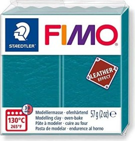 Staedtler Fimo Soft 57g leather effect lagune (8010-369)
