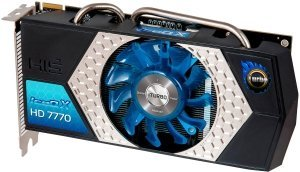 HIS Radeon HD 7770 GHz Edition IceQ X Turbo, 1GB GDDR5, DVI, HDMI, 2x mini DisplayPort (H777QNT1G2M)