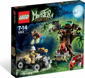 LEGO Monster Fighters - Werwolfversteck (9463)