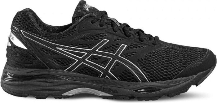 Asics gel-Cumulus 18 black/white (mens) (T6C3N-9093) -- ©keller-sports.de