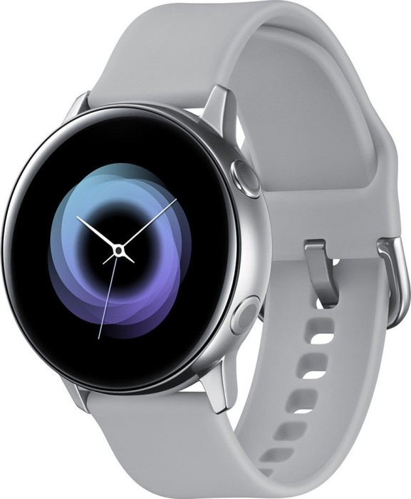 Samsung Galaxy Watch Active R500 silber