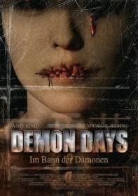 Demon Days - Im Bann der Dämonen (DVD)