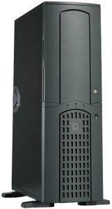 Chieftec Winner WA-01BD Big-Tower with door, anthracite (various Power Supplies)