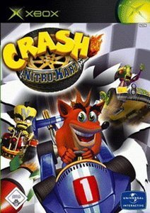 Crash Nitro Kart (German) (Xbox)