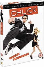 Chuck Season 3 (DVD) (UK)