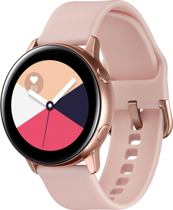 Samsung Galaxy Watch Active R500 rosegold