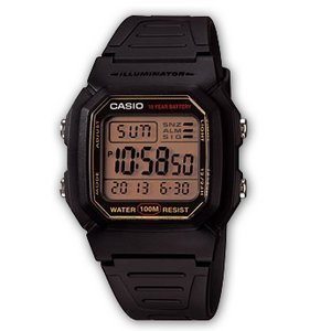 casio collection herren armbanduhr digital quarz w 800hg 9aves