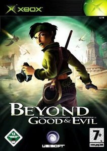 Beyond Good & Evil (niemiecki) (Xbox)