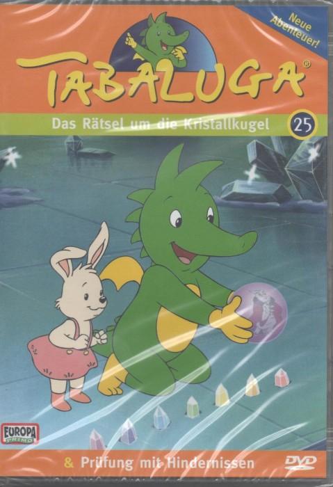 Tabaluga 25 - Das Rätsel um die Kristallkugel -- via Amazon Partnerprogramm
