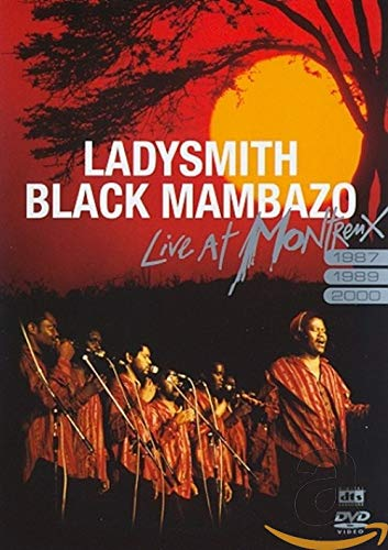 Ladysmith Black Mambazo - Live at Montreux -- via Amazon Partnerprogramm