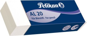 Pelikan Radierer AL20 weiß (619643)
