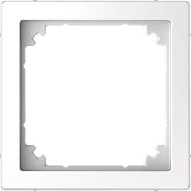 Merten System M Adapter Thermoplast brillant, lotosweiß (MEG4080-6035)