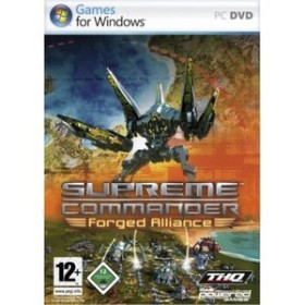 Supreme Commander - Forged Alliance (Add-on) (PC)
