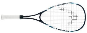 Head Squash Racket Nano Ti Junior