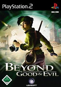 Beyond Good & Evil (German) (PS2)