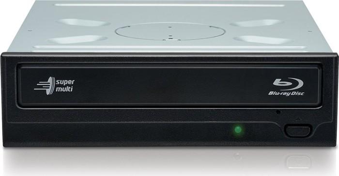 LG Electronics BH16NS40 schwarz, SATA, retail (BH16NS40.AUAR10B) -- © caseking.de