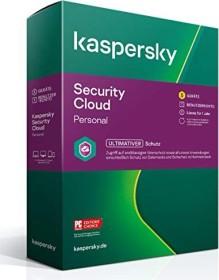 Kaspersky Lab Security Cloud Personal 2020, 5 User, 1 Jahr, PKC (deutsch) (Multi-Device) (KL1923G5EFS-20)