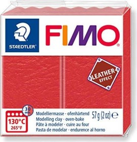 Staedtler Fimo Soft 57g leather effect wassermelone (8010-249)