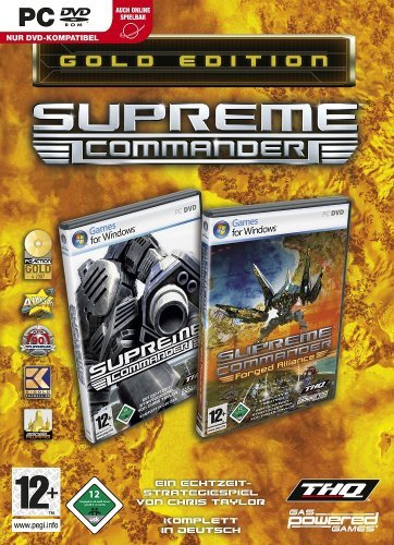 Supreme Commander - Gold (deutsch) (PC) -- © bepixelung.org