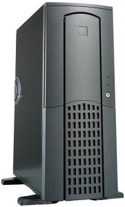 Chieftec Winner WX-01BD Midi-Tower z Türe, antracyt (różne zasilacze)