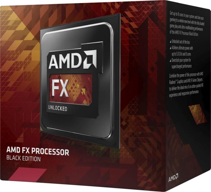 AMD FX-8350, 8x 4.00GHz, boxed (FD8350FRHKBOX)
