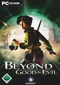 Beyond Good & Evil (German) (PC)