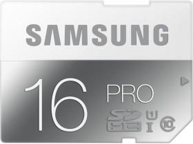 Samsung PRO R90 SDHC 16GB, UHS-I, Class 10 (MB-SG16D/EU)