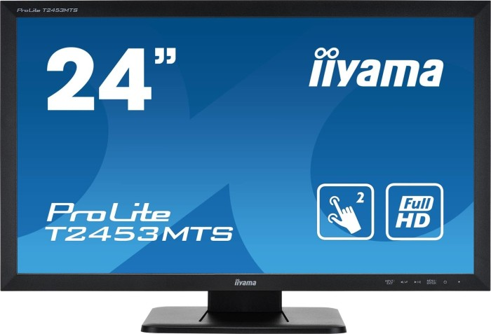 "iiyama ProLite T2453MTS-B1, 23.6"""
