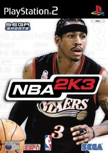 NBA 2k3 (German) (PS2)