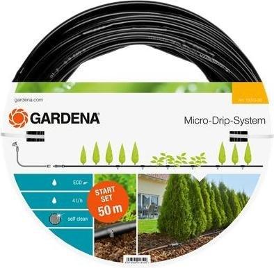 Gardena Micro-Drip-System Pflanzenreihe L Start-Set (13013)