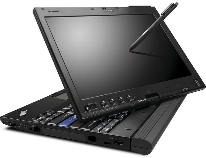 Lenovo ThinkPad X201 Tablet, Core i5-520UM, 2GB RAM, 160GB HDD, UK (NU99BUK)